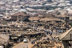 Ibadan street scene